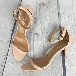 Calvin Klein Luba Heeled Sandals